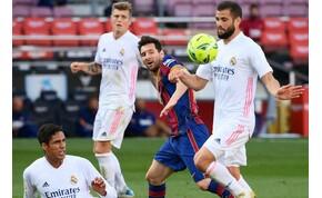 Real Madrid-győzelem az évtized utolsó El Clásicóján