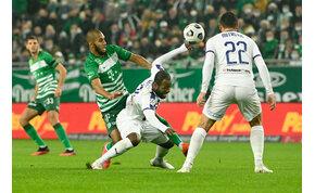 Kihagyott tizenegyes, piros lap és két gól a Fradi-Újpest derbin