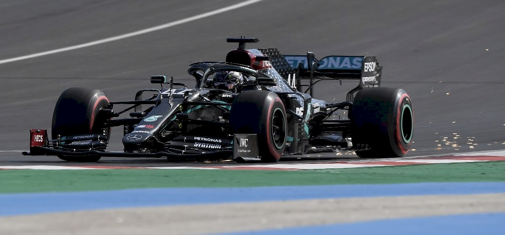 Hamilton indulhat az élről Portugáliában