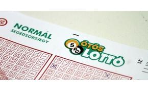 Ötös lottó: nyert valaki több mint 2 milliárd forintot?