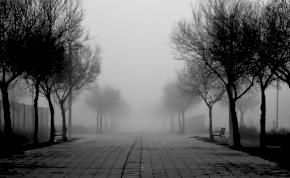 Ködös, borús időjárással búcsúzik az október