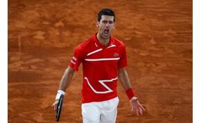Ilyen volt a 4 éves Novak Djokovic, mikor megkapta első teniszütőjét – videó