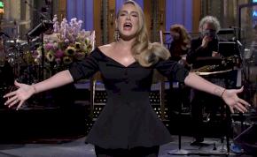 Adele saját magát szívatta a Saturday Night Live-ban