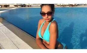 Szexi fotót osztott meg magáról Kiszel Tünde lánya, Donatella