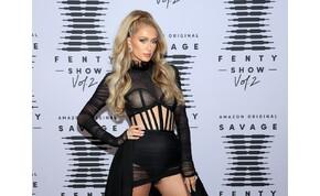 Paris Hilton egy szál tangában halloweenezik – válogatás