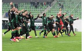 Ennyit keresett a Ferencváros a Dinamo Kijev elleni döntetlennel