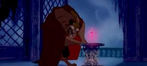 A szépség és a szörnyeteg élőszereplős változata tökéletesítette a rajzfilm elrontott jelenetét