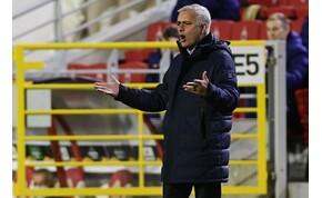 Mourinho magára vállalta a felelősséget a csapat meglepő veresége után