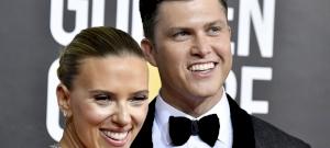 Titokban összeházasodott Scarlett Johansson és humorista szerelme