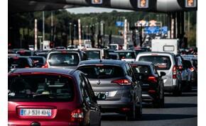 700 kilométeres dugó alakult ki Franciaországban a karantén bejelentése után