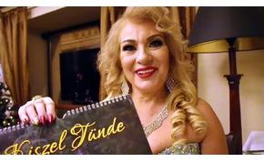 Kiszel Tünde kizárólag szexi fehérneműben fog szerepelni a 2021-es naptárában