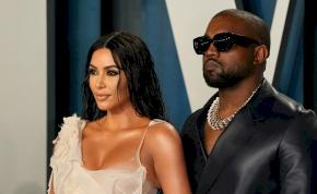Kanye West hologramként támasztotta fel Kim Kardashian elhunyt édesapját – videó