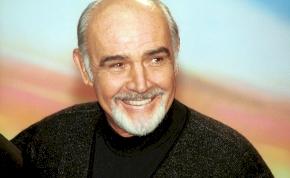 Meghalt Sean Connery, a valaha élt egyik legnagyobb színész