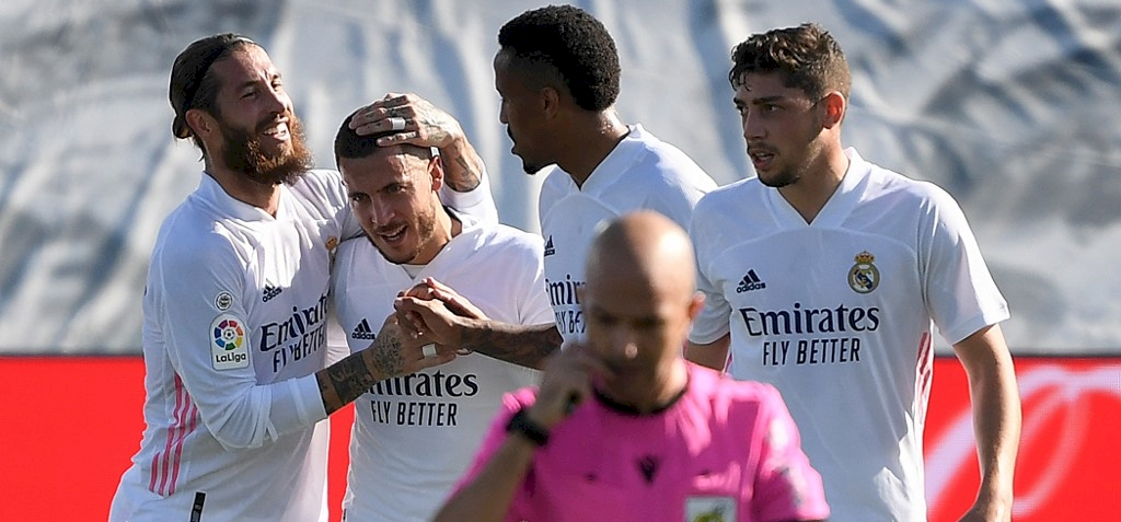 Eden Hazard parádés góllal duplázta meg találatai számát a Real Madridban – videó