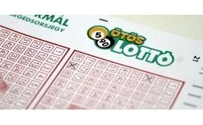 Ötös lottó: hatalmas összeget kaszált az, aki négy számot eltalált!