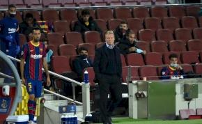 A Barcelona új edzővel 49 éve nem kezdte ennyire rosszul a bajnokságot