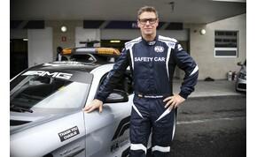 Forma-1: a Safety Car pilótája magyar neveket adott gyermekeinek