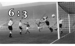 Visszatér a legendás 6:3-as meccs, ahogy még soha, senki nem látta