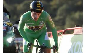 Ismét Roglic vezet a spanyol körversenyen