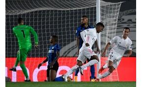 BL: egy elképesztő gólpassz és öt gól a Real-Inter meccsen