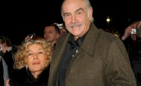 Sean Connery özvegye elárulta, milyen volt a színész életének utolsó időszaka