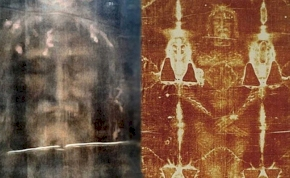 Jézus vérét és arclenyomatát találták meg egy leplen?