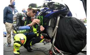 Lassan gyógyulnak a MotoGP legendás versenyzői