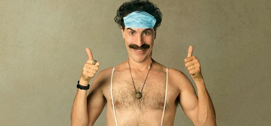 Borat vagy Mulan győzött? – Ezek voltak idén a legnézettebb streaming-filmek