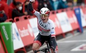 Belga-német dobogó a Vuelta leghosszabb szakaszán