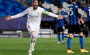 Még nem dőlt el Sergio Ramos jövője a Real Madridnál