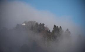 Köd, hideg és nyirkos idő – vasárnapi előrejelzés