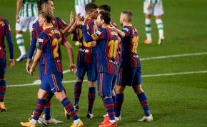 Lionel Messi a kispadon kezdett, majd beállt... – videó