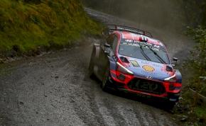 Simán nyerte Andreas Mikkelsen a Rally Hungaryt
