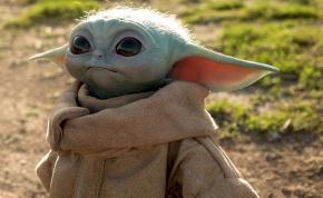 Baby Yoda teljesen kiakasztotta az embereket