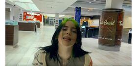 Billie Eilish bolti lopásra buzdít minket az új klipjében