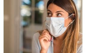 Napfénnyel fertőtleníti magát az újfajta szájmaszk, de kislámpát is használhatsz