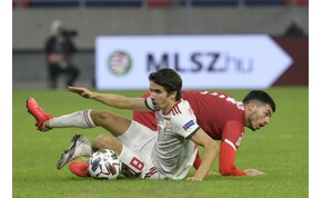 NL: küzdelmes döntetlent játszott Magyarország Szerbiával – videó