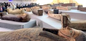 Több mint száz múmia került elő a Dzsószer-piramis temetőjéből