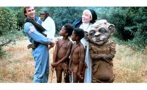 Orrfolyásos UFO zuhant le Afrikában: a valaha leforgatott legrosszabb gyerekfilm, rémisztő minden cukiság nélkül