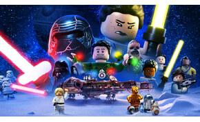 The LEGO Star Wars Holiday Special-kritika: egy szerethető agymenés a messzi-messzi galaxisból