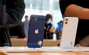 Elképesztő mennyiségű iPhone 12-t loptak el