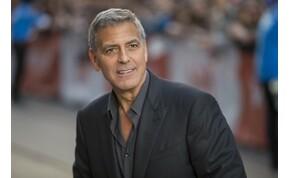George Clooney fejenként egymillió dollárt ajándékozott a barátainak