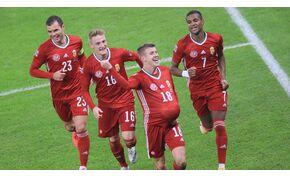 Nemzetek Ligája: csoportelső a magyar válogatott, irány az A divízió