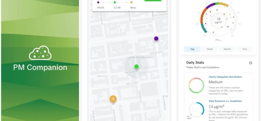 Már mobillal is mérhetjük a levegő minőségét