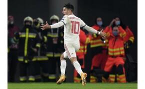 Eb-pótselejtezők: Szoboszlai Dominiké lett a legszebb gól