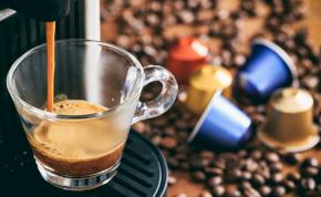 Tudod mennyit költünk kapszulás kávéra? Az eredmény láttán biztos leesik az állad