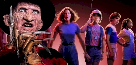 Freddy Krueger megtestesítője is csatlakozott a Stranger Things 4. évadhoz
