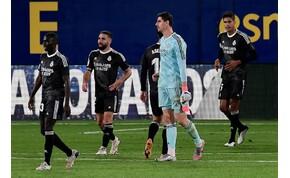 Már a 2. percben vezetett a Real Madrid, ám ez sem volt elég a győzelemhez – videó