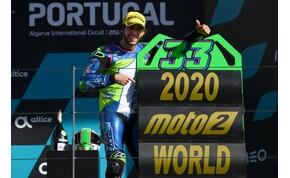 Két újabb világbajnokkal gazdagodott a MotoGP
