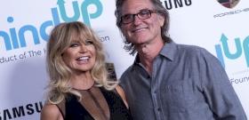 Goldie Hawn elárulta, hogy Kurt Russellnek mivel sikerült meghódítania őt 37 évvel ezelőtt